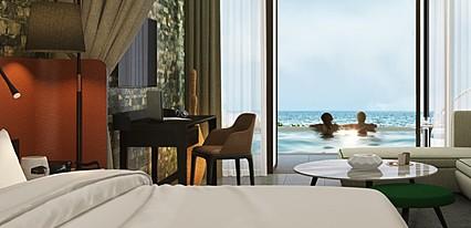 Lujo Hotel Bodrum Oda
