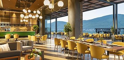 Lujo Hotel Bodrum Yeme / İçme