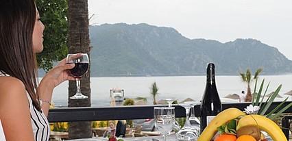 Luna Beach Deluxe Hotel Yeme / İçme