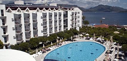 Luna Beach Deluxe Hotel Genel Görünüm