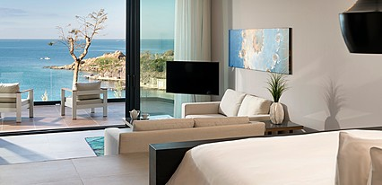 Lux Bodrum Resort & Residences Oda