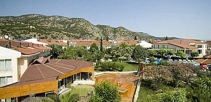 Lycus River Thermal Hotel Genel Görünüm