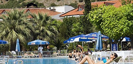 Lycus River Thermal Hotel Havuz / Deniz