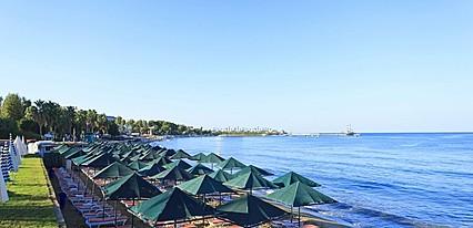 Lykia Botanika Beach Havuz / Deniz