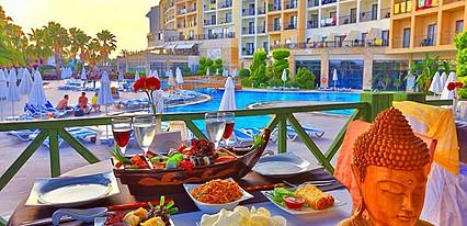 Lyra Resort & Spa Yeme / İçme