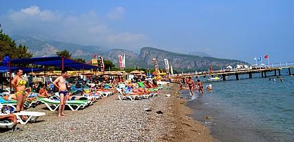 Magic Sun Hotel Havuz / Deniz