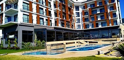 Maia Luxury Beach Hotel Genel Görünüm