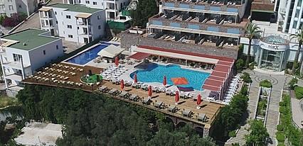 Maira Deluxe Resort Hotel Genel Görünüm
