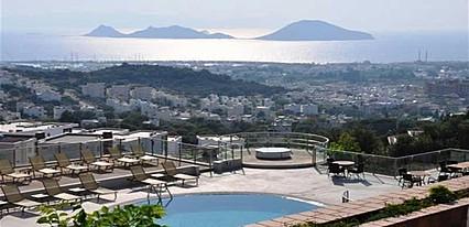 Maira Deluxe Resort Hotel Havuz / Deniz