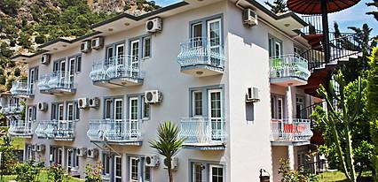Majestic Hotel Genel Görünüm