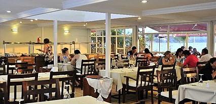 Makri Beach Hotel Yeme / İçme
