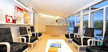 Makri Beach Hotel Genel Görünüm