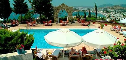Manastır Hotel Havuz / Deniz
