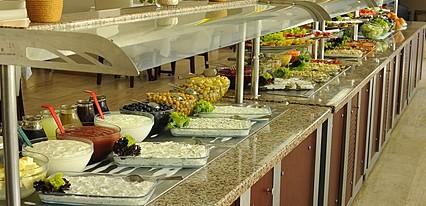 Marbas Hotel Yeme / İçme