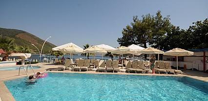 Marbas Hotel Havuz / Deniz