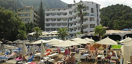 Marbas Hotel Genel Görünüm
