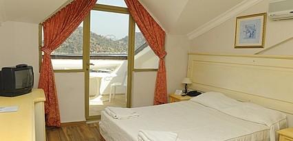 Marbas Hotel Oda