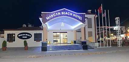 Marcan Beach Hotel Genel Görünüm