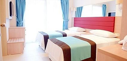 Marcan Beach Hotel Oda