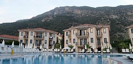 Marcan Beach Hotel Havuz / Deniz