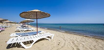 Mardia Beach Hotel Havuz / Deniz