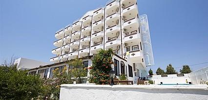 Mardia Beach Hotel Genel Görünüm