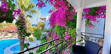 Mare Garden Hotel Oda