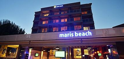 Maris Beach Otel Genel Görünüm