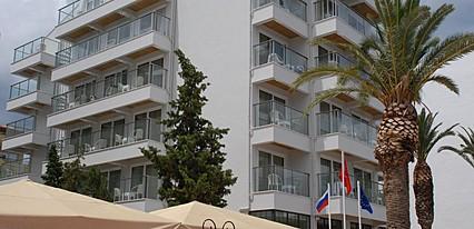 Marmaris Begonville Beach Hotel Genel Görünüm