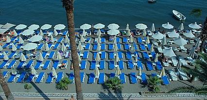 Marmaris Begonville Beach Hotel Havuz / Deniz
