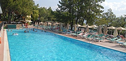 Marmaris Park Hotel Havuz / Deniz