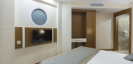 Marpessa Blue Beach Hotel Oda