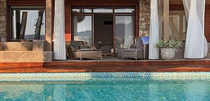 Marti Hemithea Hotel Havuz / Deniz