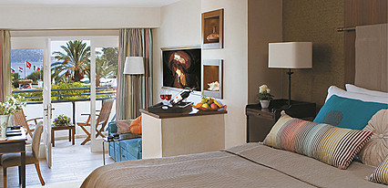 Martı Resort Hotel Oda