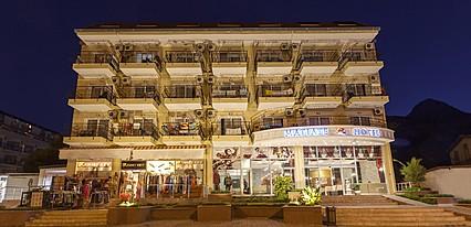 Matiate Hotel Genel Görünüm
