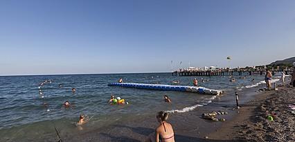 Matiate Hotel Havuz / Deniz