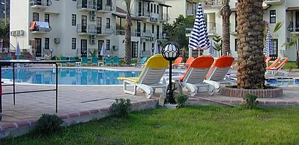 Mavi Belce Hotel Havuz / Deniz