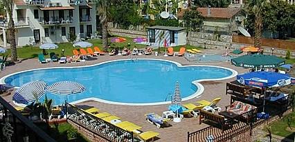 Mavi Belce Hotel Genel Görünüm