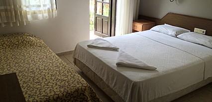 Mavi Belce Hotel Oda