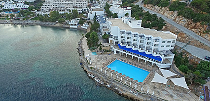 Mavi Kumsal Hotel Genel Görünüm