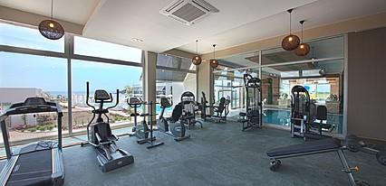 Maxima Paradise Resort Genel Görünüm