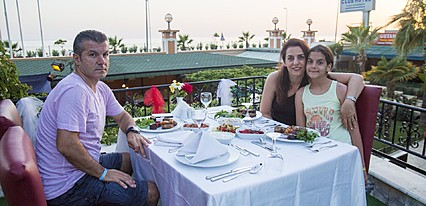 May Garden Club Hotel Yeme / İçme