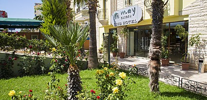 May Garden Club Hotel Genel Görünüm