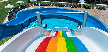 May Thermal Resort & Spa Havuz / Deniz