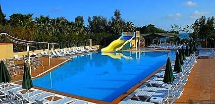 Maya World Beach Genel Görünüm