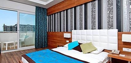 Maya World Hotel Belek Ex. Maya Melissa Garden Oda