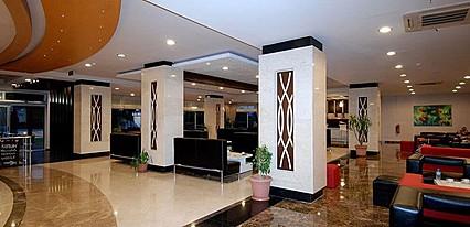 Maya World Hotel Belek Ex. Maya Melissa Garden Yeme / İçme