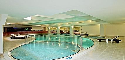 Maya World Hotel Belek Ex. Maya Melissa Garden Havuz / Deniz