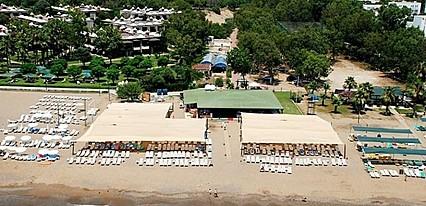 Maya World Hotel Havuz / Deniz