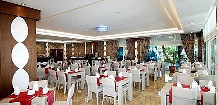 Maya World Hotel Yeme / İçme